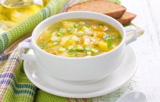 Гороховый суп без мяса – рецепт