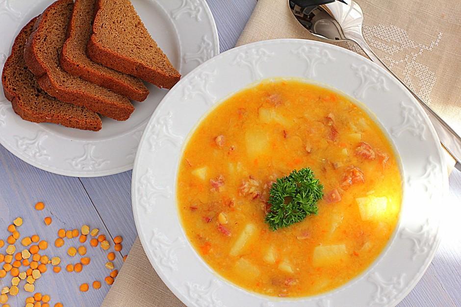 Гороховый суп с копченостями – рецепт приготовления