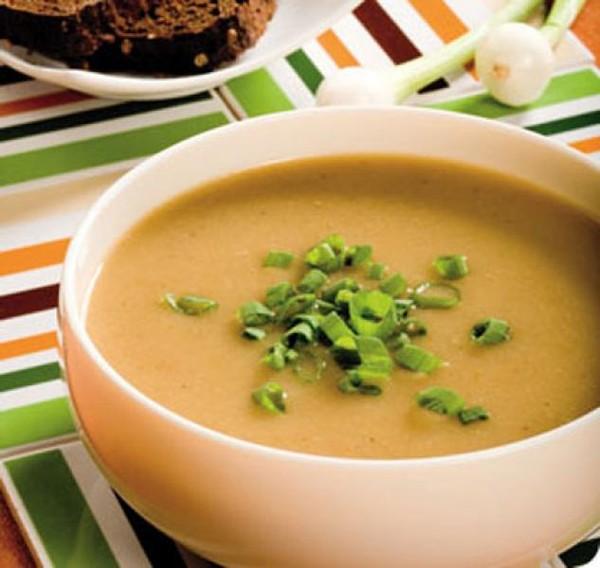Овощной суп-пюре - рецепт