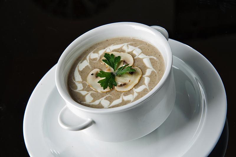 вкуснейший суп из шампиньонов