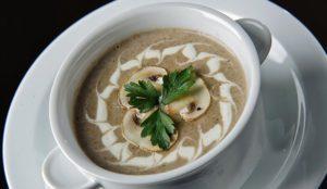 как готовить грибной суп