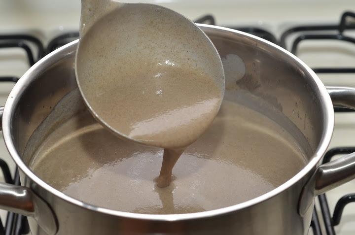крем суп грибной - рецепт 11