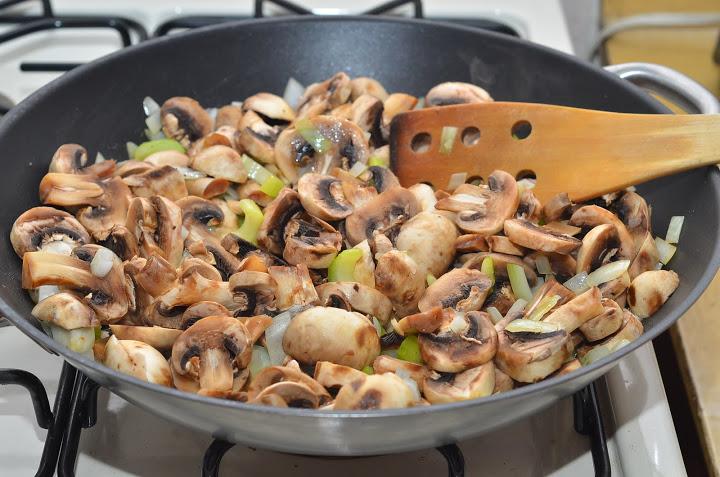 крем суп грибной - рецепт 3