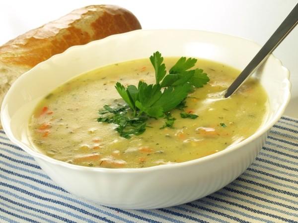 овощной суп пюре - 3