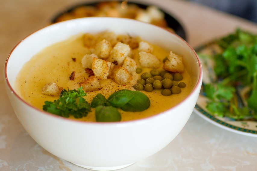 овощной суп пюре - 5