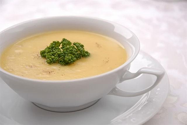 овощной суп пюре - 6