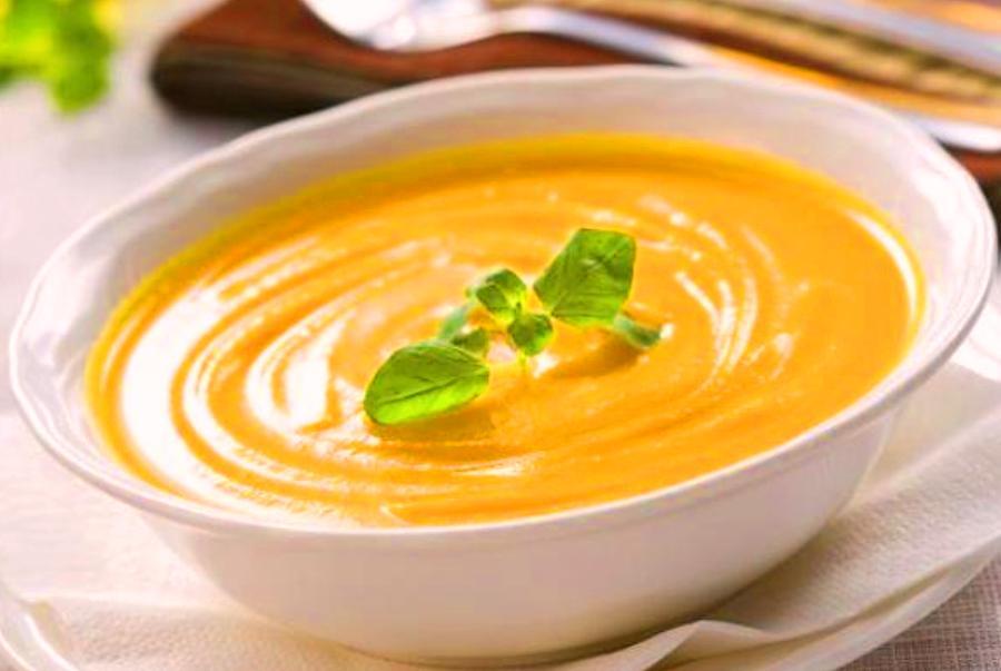 овощной суп пюре - 8