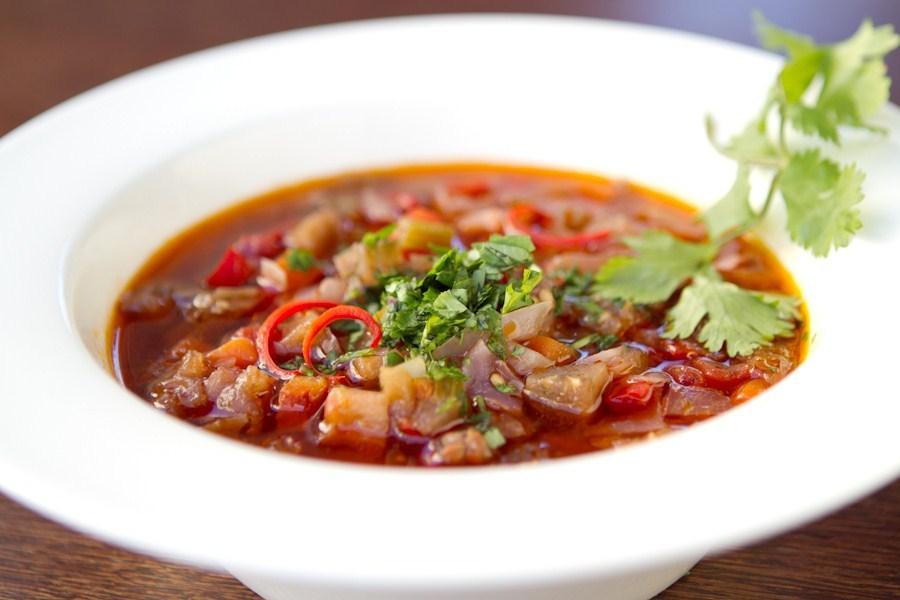 овощной суп - рецепт 1