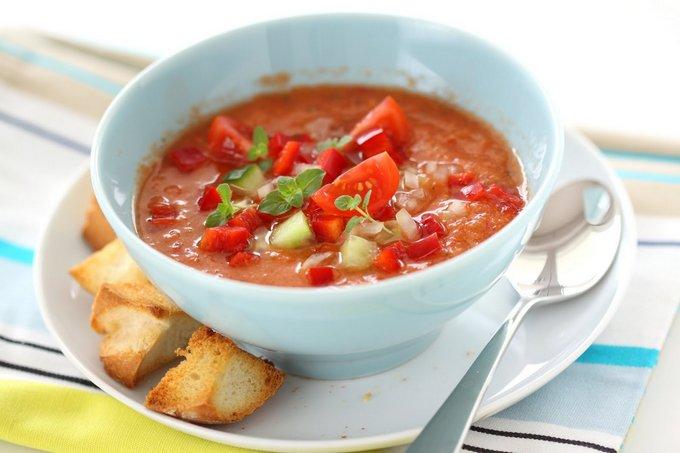 овощной суп - рецепт