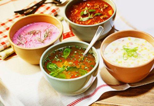 овощной суп - рецепт 4