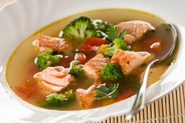 овощной суп - рецепт 5