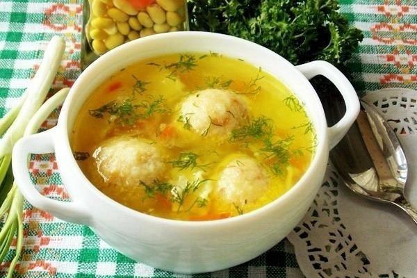 овощной суп - рецепт 6