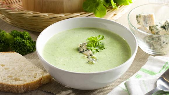 Крем суп из брокколи – рецепты приготовления