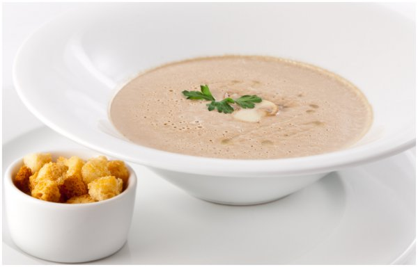 Крем-суп - рецепты приготовления