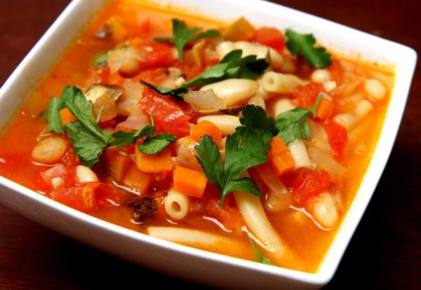 вкусный суп минестроне по итальянски