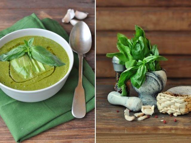 как варить вкусный зеленый борщ