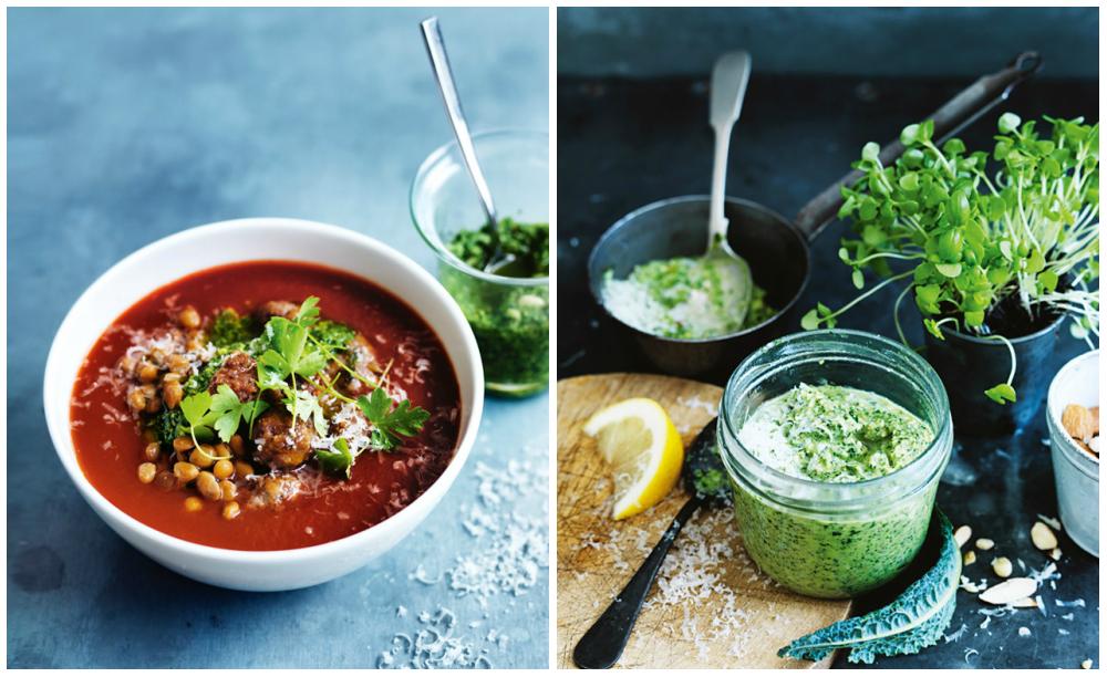 как готовить суп минестроне