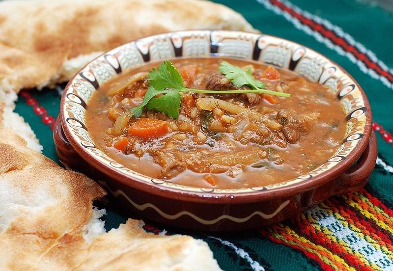 как приготовить суп харчо в мультиварке