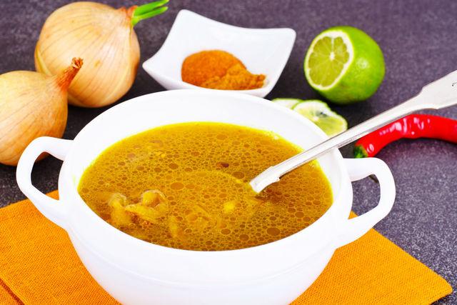 как сварить луковый суп