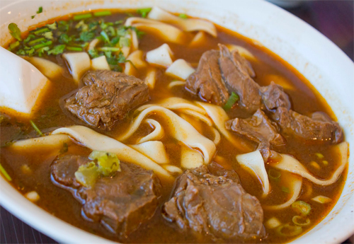 как сделать суп на говяжьем бульоне