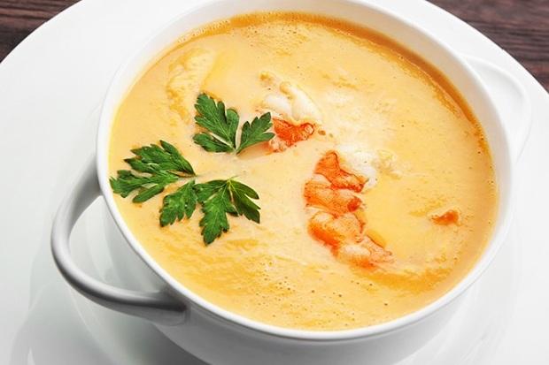 крем суп рецепт