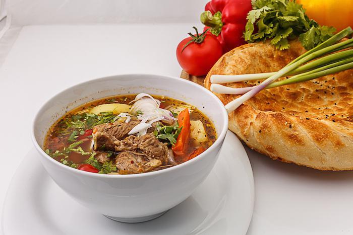 рецепт супа харчо из свинины