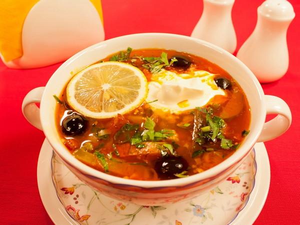 солянка по домашнему рецепт приготовления