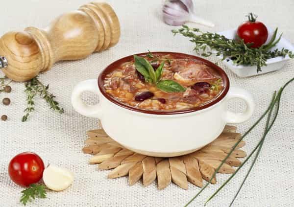 суп харчо из свинины рецепт