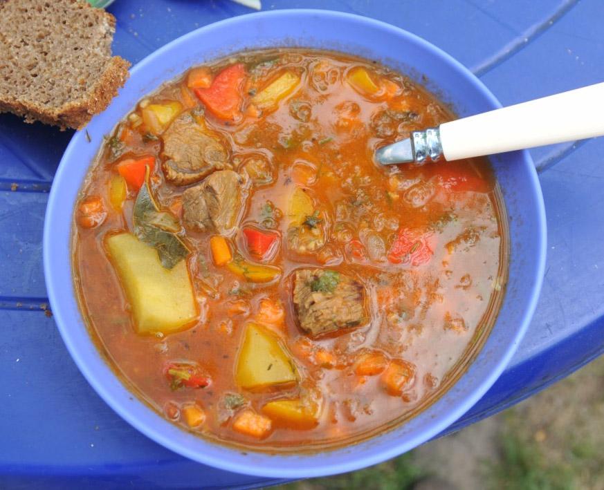 суп шурпа рецепт