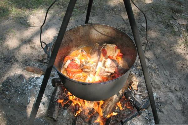 шурпа из свинины рецепт