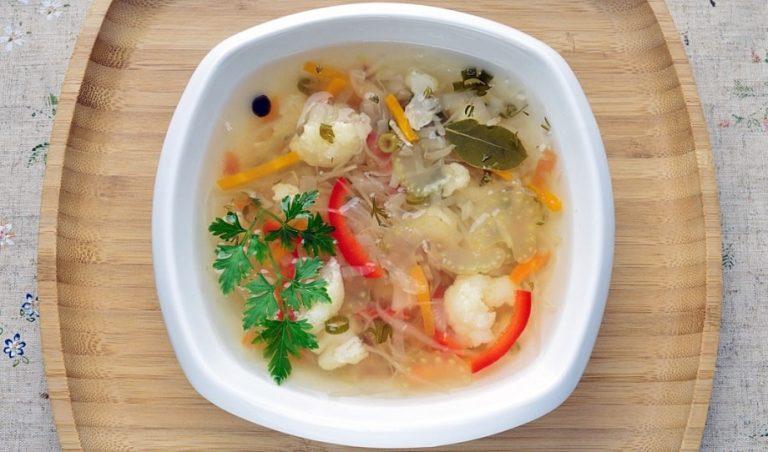 как готовить боннский суп