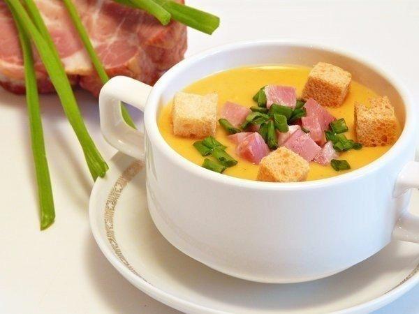 как готовить картофельный суп пюре