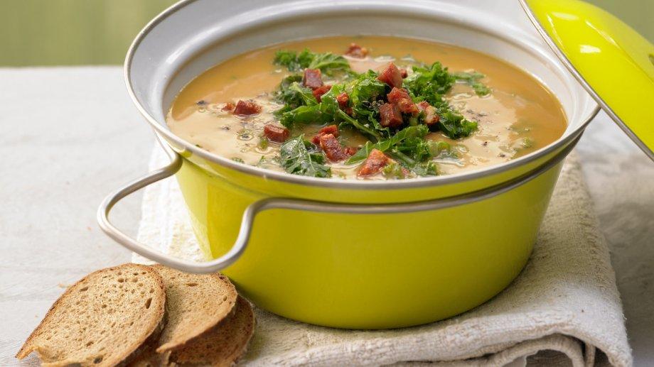 как готовить картофельный суп