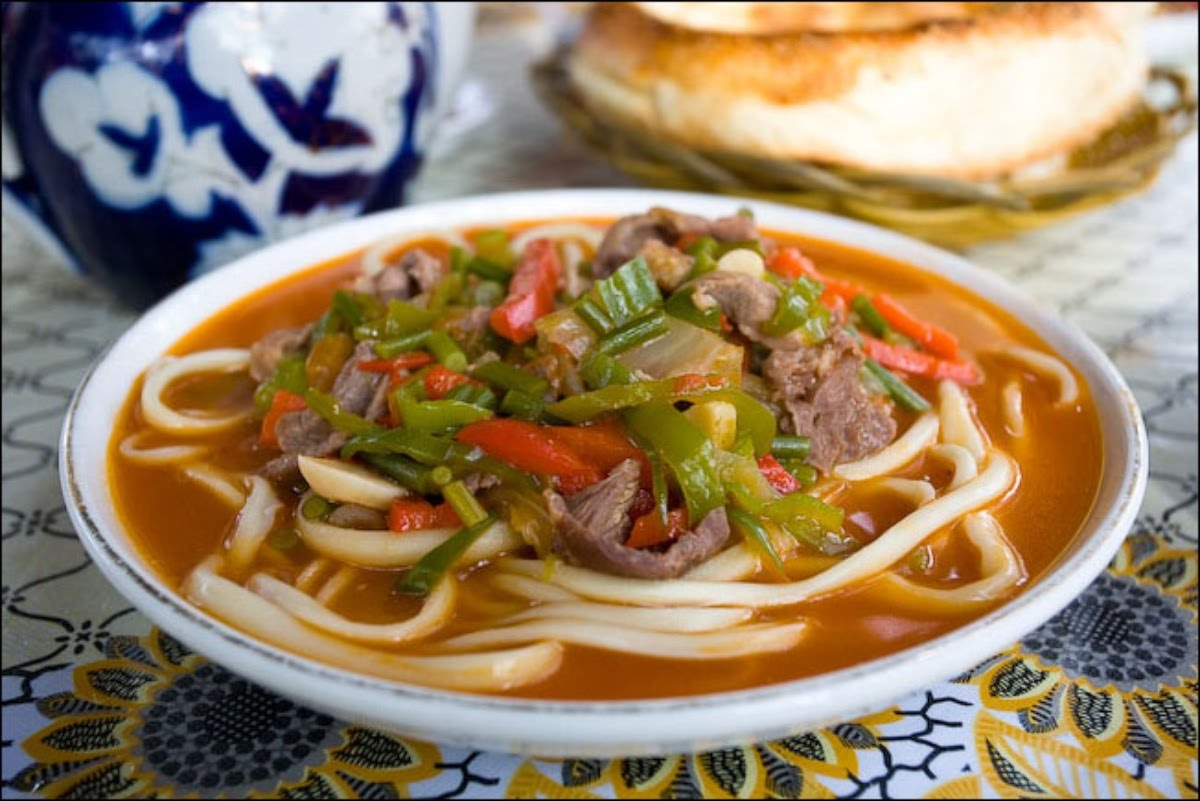 как готовить лагман по узбекскикак готовить лагман по узбекски