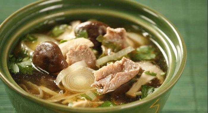 как готовить мисо суп