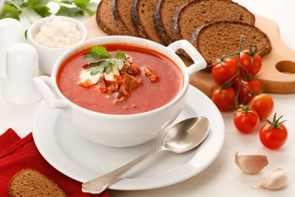 как готовить суп из тушенки