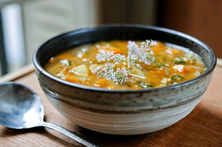 как готовить суп с говядиной
