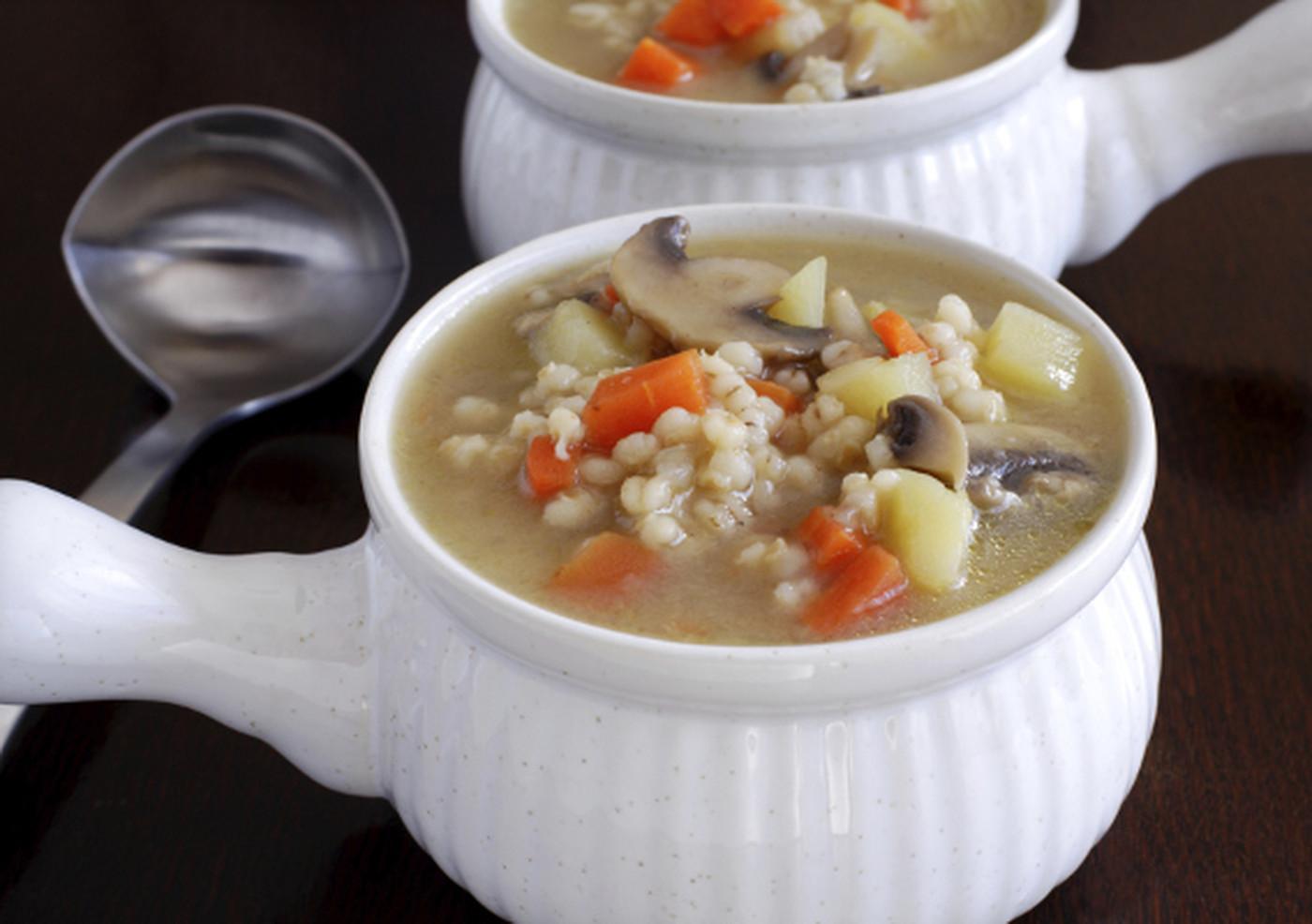 как приготовить суп с перловкой