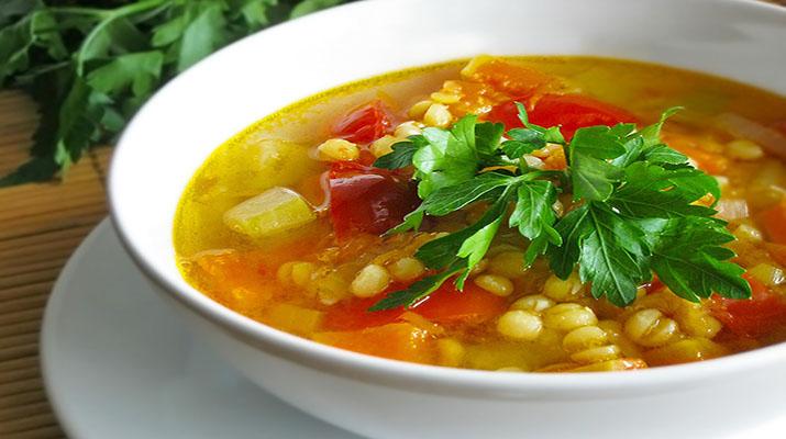 как сделать постный суп
