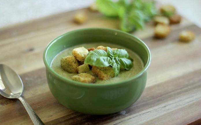 как сделать суп из брокколи