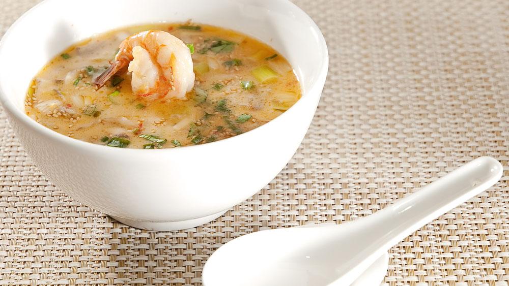 как сделать суп из морепродуктов