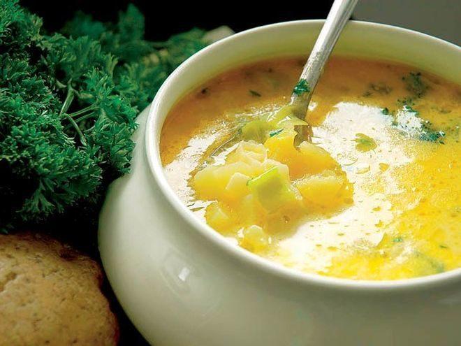 картофельный суп пюре рецепт приготовления