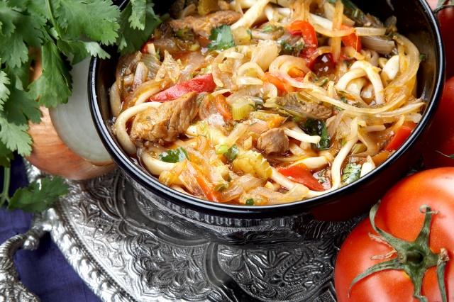 лагман по узбекски рецепт приготовления