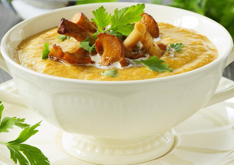 постный суп рецепт