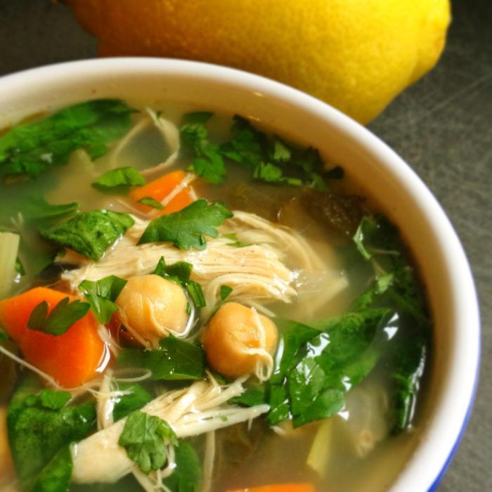 суп без картошки рецепт