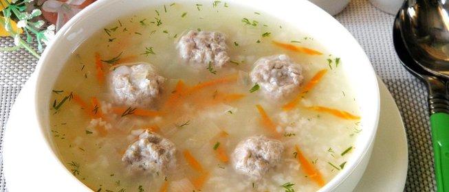 суп без картошки