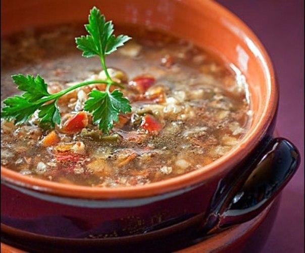 суп из тушенки рецепт с фото