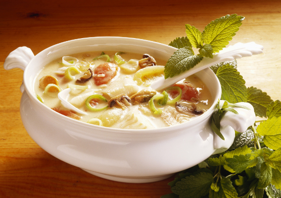 суп из тушенки рецепт