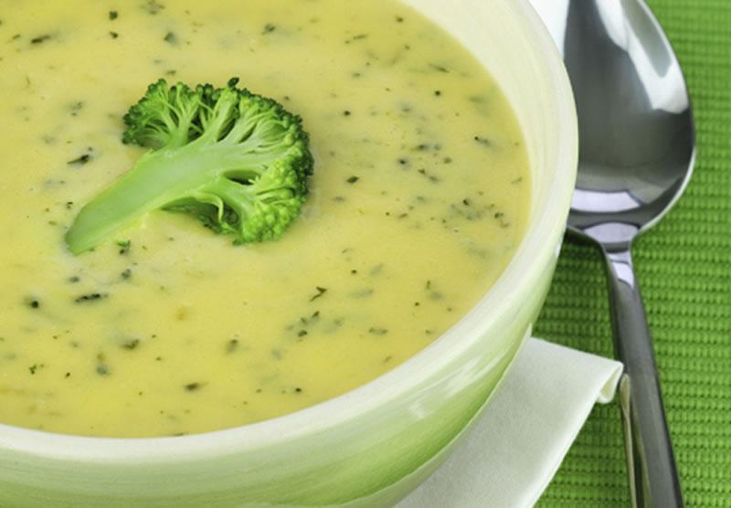 суп пюре из брокколи рецепт приготовления