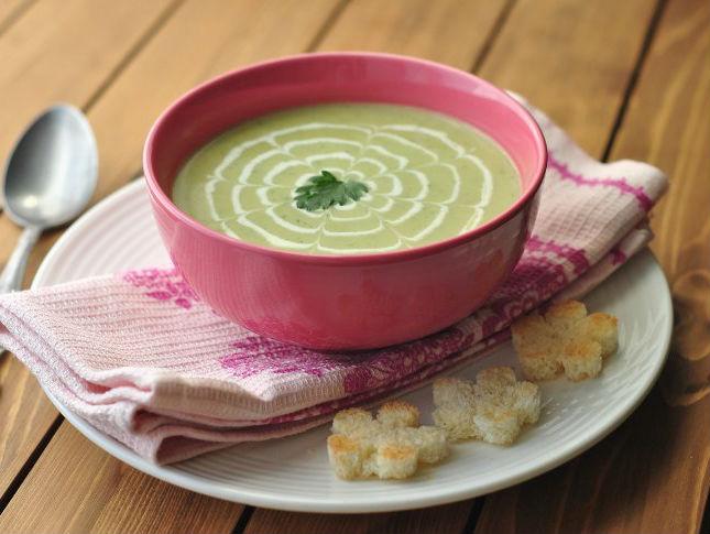 суп пюре из кабачков рецепт приготовления